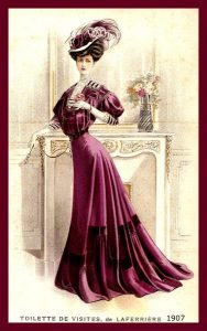 La Mode Illustree 1907