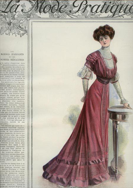 La Mode Pratique 1908