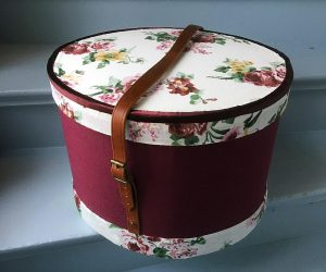 In need of a hatbox