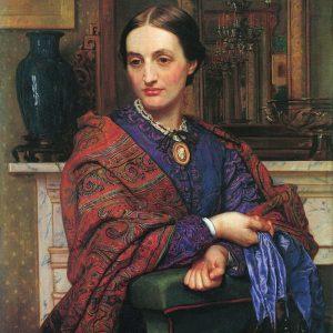 Fanny Holman Hunt 1866