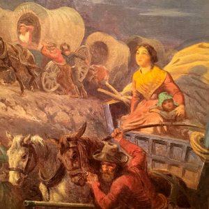 Emanuel Gottlieb Leutze: Westward the Course of Empire Takes Its Way, 1861