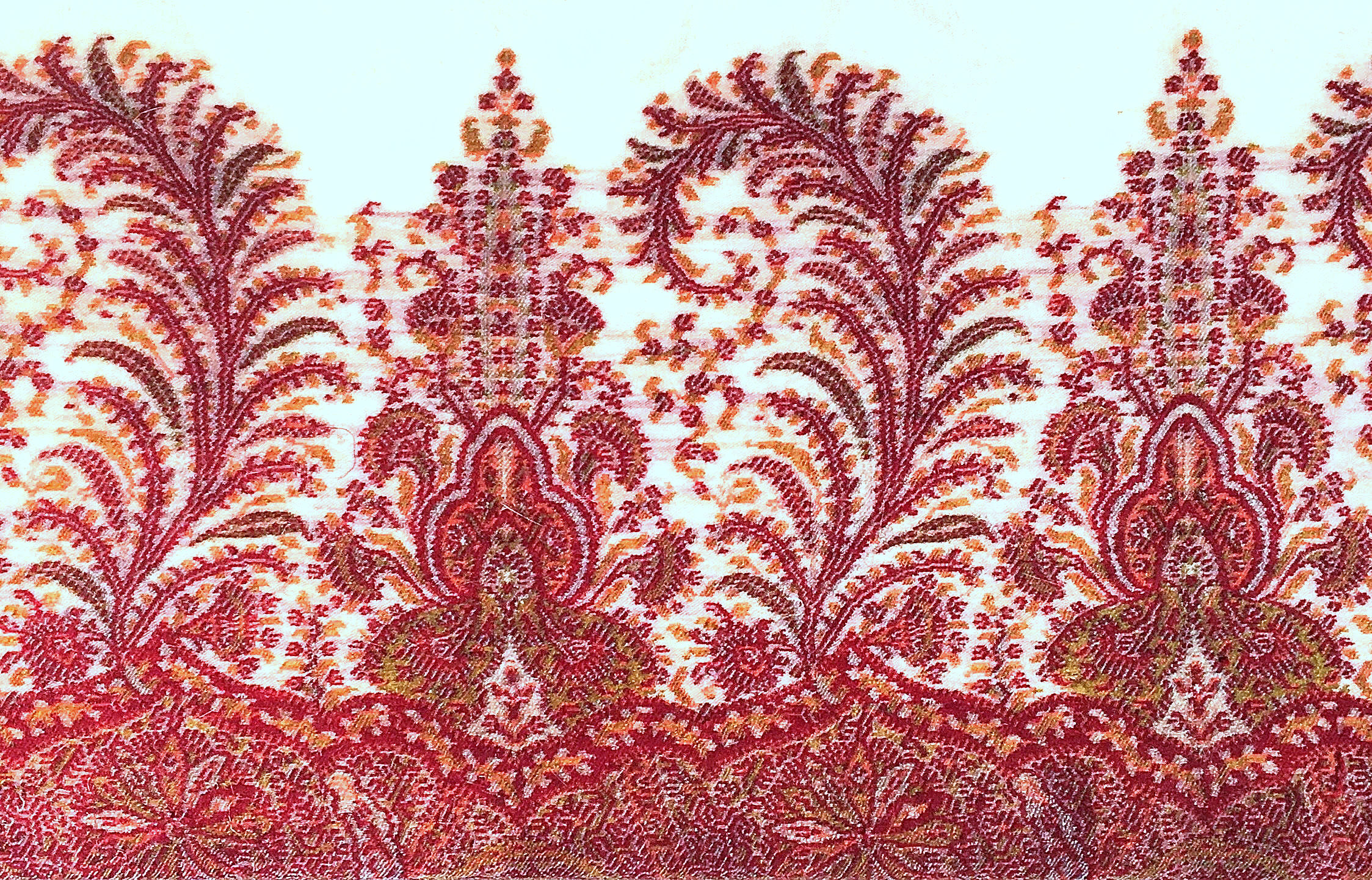 Gallery of my shawl