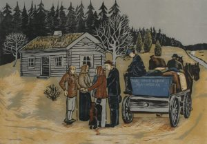 Sven Ljungberg: The Emigrants