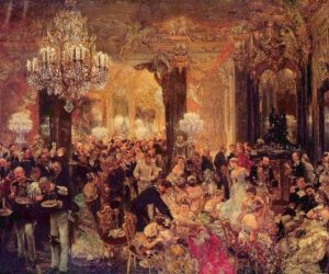 Kerstin's Blog: Illuminating Augusta's visit to Berlin 1847