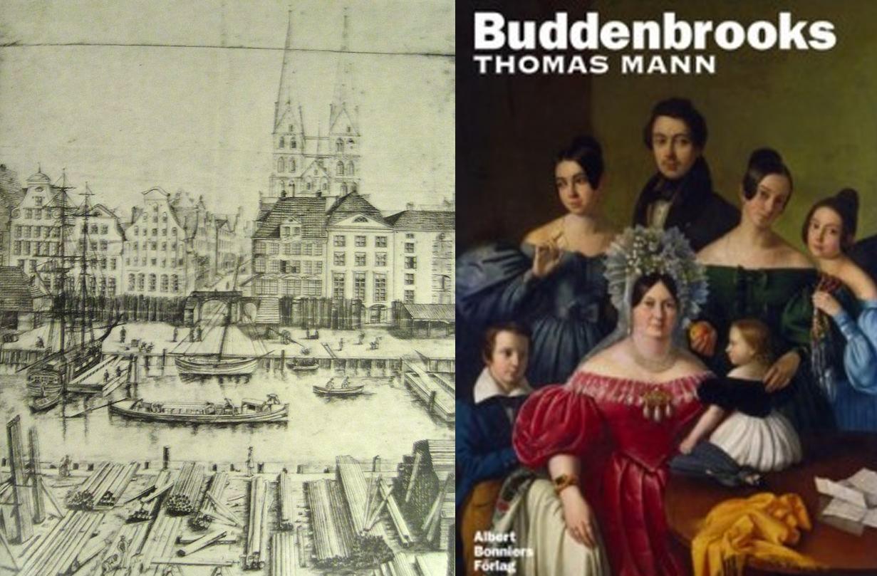 Lübeck and the Buddenbrooks