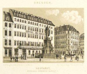 Hotel de Saxe, Dresden