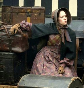 Emile Bronte in To Walk Invisible: The Bronte Sisters