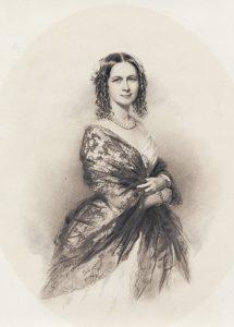 Jenny Lind in 1840