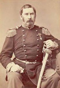 Erika's husband, Carl Helmer Hampus Mörner.