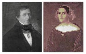 Erika's parents. Like many parents, they had great hopes for their daughter. They also had the means to send her to Stockholm to get a good education.