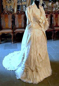 La Belle Epoque Wedding Gown