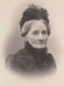 Jaquette Rütterskjöld, married Wijkander