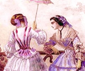 How to make a parasol