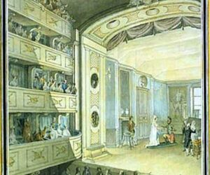 4. Laetitia (Letty) Backman (Norman) and the Royal Theatre