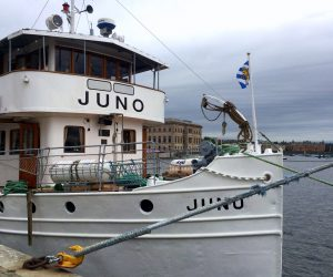 Göta Canal: Day 1 – the Departure