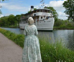 Göta Canal: Day 2 – Söderköping to Motala