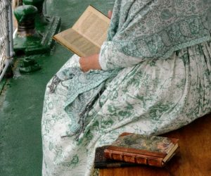 Kerstin's Blog: Augusta's Library – we collect literature from the 1800s