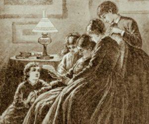 Mademoiselle Frigel and her Girls