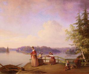 Tableau Vivant and Olof Södermark