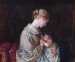 8. Christina Mathilda Georgina af Trolle (Lindqvist) and an Unplanned Pregnancy